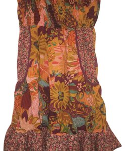 American Rag short dress Orange on Tradesy