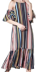 Stripes Maxi Dress by Storets