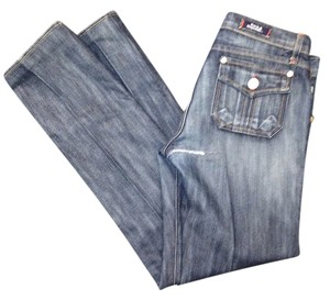 Rock & Republic Straight Leg Jeans-Dark Rinse