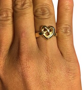 James Avery R-1251 Heart Knot Ring
