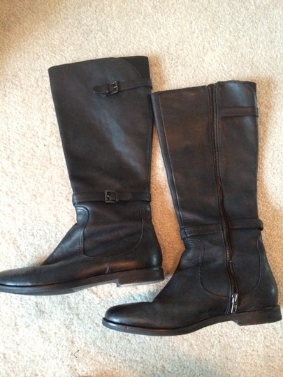 Cole Haan Air Black Boots