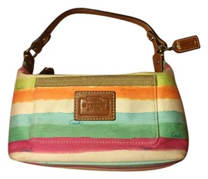 Dooney & Bourke Rainbow And Small Shoulder Bag