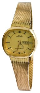 Mido * Mido Ocean Star Gold Tone Automatic Ladies Watch