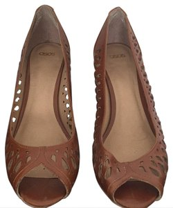 ASOS Brown Pumps