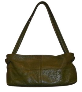 Plinio Visona Italian Leather Shoulder Bag