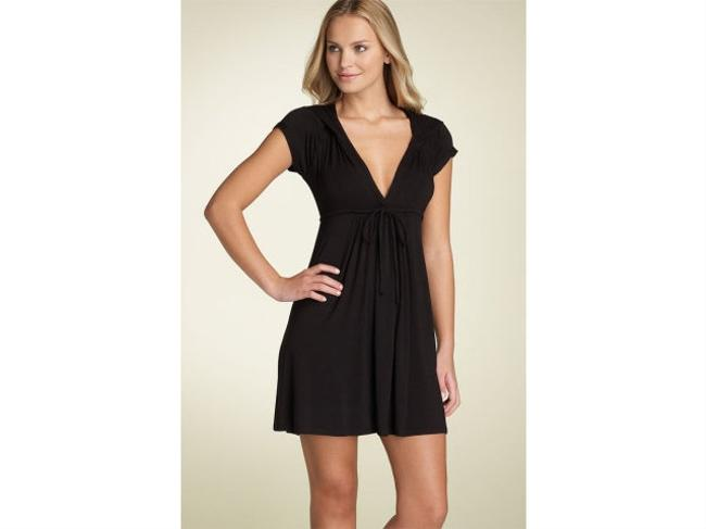 Robin Piccone short dress Black (short) on Tradesy