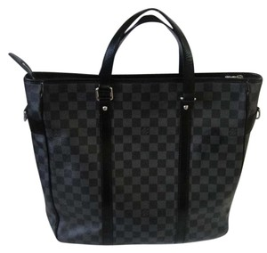 Louis Vuitton Satchel in Graphite