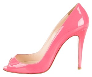 Christian Louboutin Spring Summer Wedding Size 37 Pink Pumps