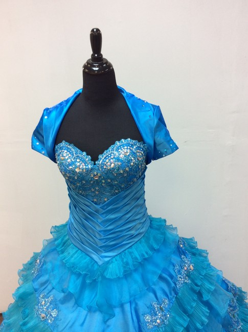 Mary's Bridal Quinceanera Sweet 16 Xv Ball Gown Princess Dress