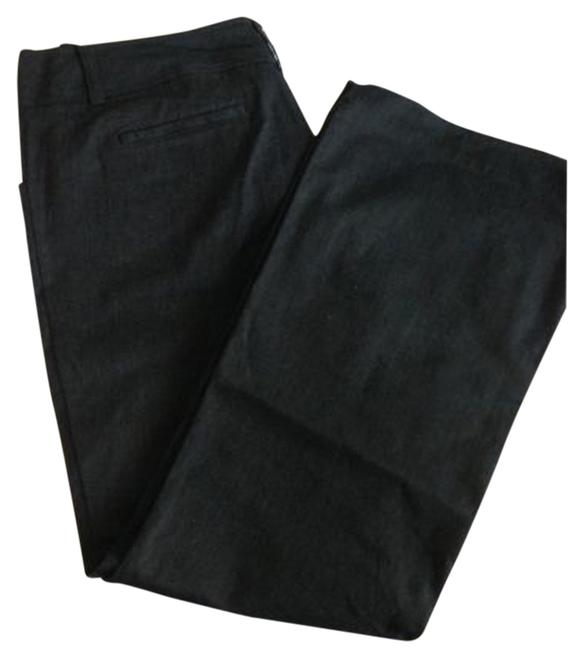 New York & Company Boot Cut Pants Gray