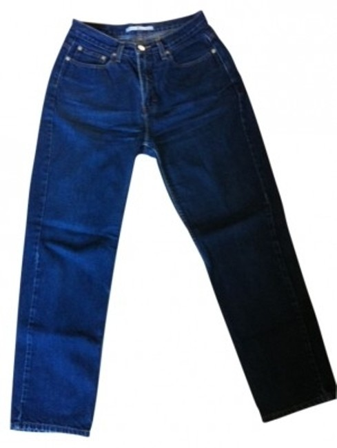 Preload https://item5.tradesy.com/images/tommy-hilfiger-blue-dark-rinse-straight-leg-jeans-size-33-10-m-16639-0-0.jpg?width=400&height=650