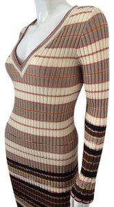 Missoni Pencil Slip-on Like New Wool Blend Maintains Shape Easy Care Easy Travel Versatile Day Into Evening Dress