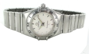 omega OMEGA CONSTELLATION WATCH LADIES ROMAN BEZEL STAINLESS STEEL 6553/865 WRISTWATCH
