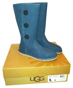 UGG Boots Blue Boots