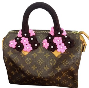 Other Handmade Handle Covers For Louis Vuitton Speedy Alma trouville montaigne Deauville Crochet