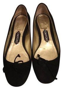 Tom Ford Black Flats