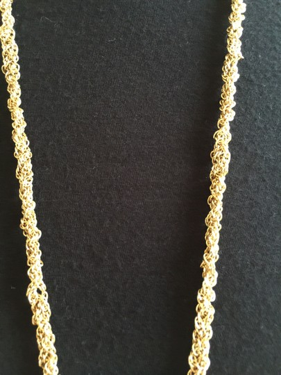 Kenneth Cole Kenneth Cole Gold-Tone Circles Necklace
