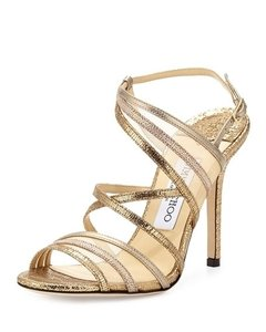 Jimmy Choo metallic mix Formal