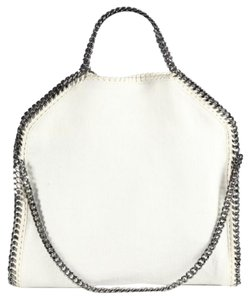 Stella McCartney Satchel in White