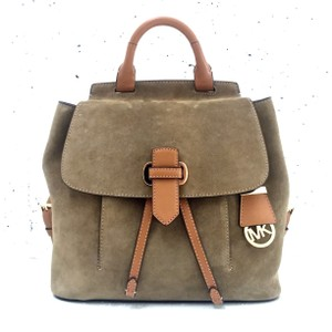 Michael Kors Romy Suede New Backpack