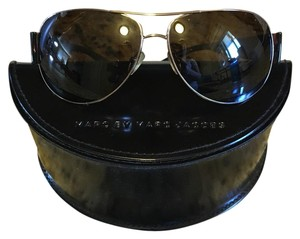 44132cb3e17 Gold Marc by Marc Jacobs Sunglasses - Up to 70% off at Tradesy