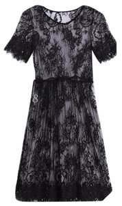 Other New Black Lace Bathing Suit Coverup Swim Dress 12, 16