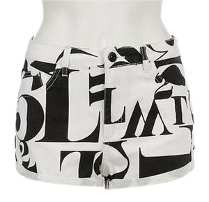 Topshop Mini/Short Shorts White