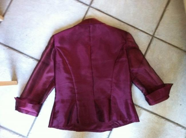 Alex Evenings Top Red Ruby