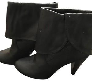 Very Volatile Black Boots