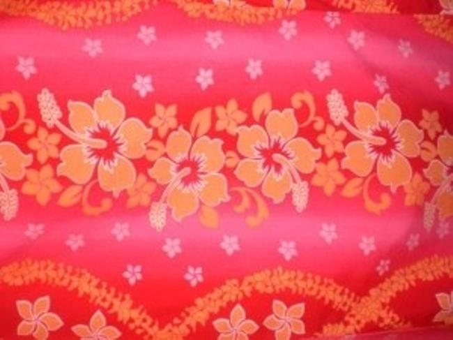 Other short dress Pink floral Vintage on Tradesy