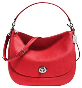 Coach Satchel Hobo 36762 Shoulder Bag