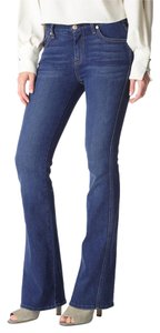 7 For All Mankind Denim Flare Leg Jeans-Medium Wash