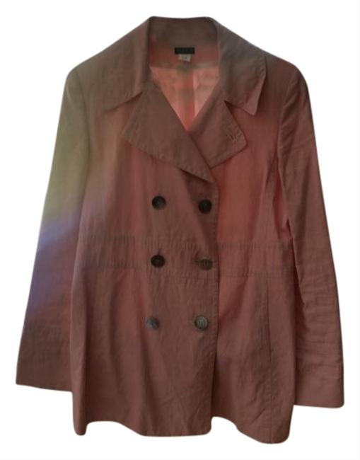 Preload https://img-static.tradesy.com/item/16649287/searle-pink-raincoat-coat-size-10-m-0-1-650-650.jpg