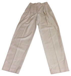 Escada Trouser Pants Khaki or beige