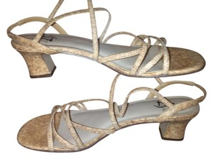 LifeStride Beige Sandals