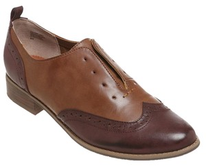 BC Whiskey and Oxblood Brown/Burgundy Athletic