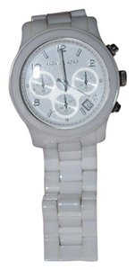 Michael Kors Authentic Michael Kors White Watch