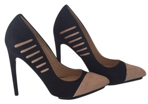 GX by Gwen Stefani Black and beige Pumps