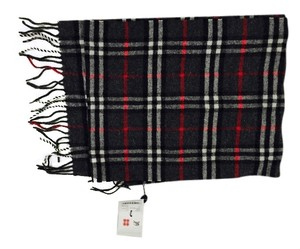 Burberry Authentic Unisex Burberry Scarf with Tag
