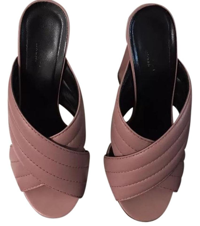 005dddeafb82 Gucci Manrepeller Louis Vuitton Runway Cartier Rose pink Mules Image 0 ...