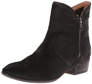 Seychelles Pony Hair Boho black Boots