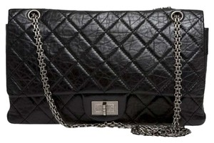Chanel Reissue 2.55 Leather Calfskin Shoulder Bag
