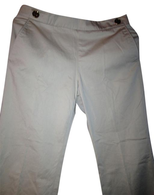 Item - Beige Zipper Year-around Beauty Great Color For Any Occasion Pants Size 8 (M, 29, 30)