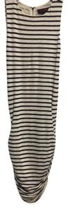 Alice + Olivia short dress Blk & white on Tradesy