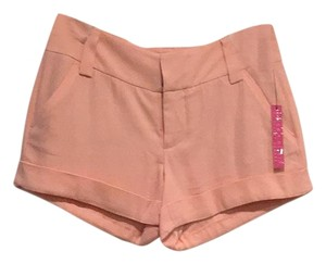 Alice + Olivia Dress Shorts Pink