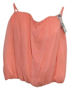 Alice + Olivia Top Coral / pink