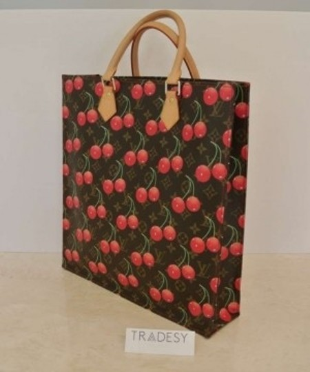 Louis Vuitton Tote in Cerises Cherry Monogram