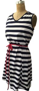 Hanna Andersson short dress 4th Of July Striped Knit on Tradesy