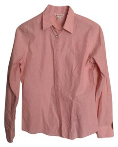 Brooks Brothers Button Down Shirt salmon