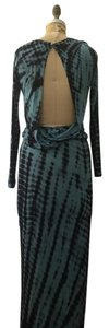 Maxi Dress by Young Fabulous & Broke Maxi Open Back Tie Dye